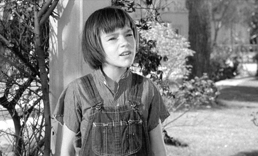 Scout from To Kill a Mockingbird